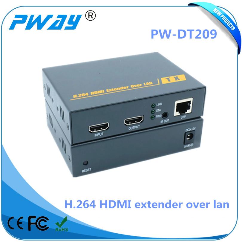 HDMI Extender Transmitter TX/RX Adapter 30M HDMI Network