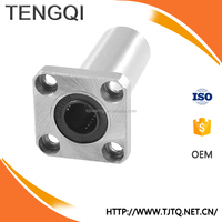 steel THK LMK10 Flanged Linear Ball Bearing Bushing LMK10UU linear bushing for linear motion system