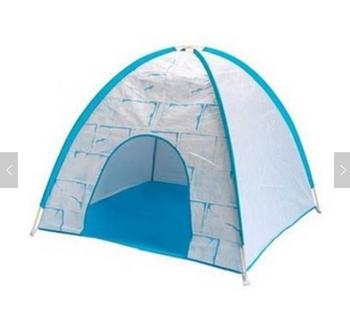 Custom kids tent play house kids igloo play tent double layers fiberglass pole and canvas fabric  sc 1 st  Alibaba & Custom Kids Tent Play House Kids Igloo Play Tent Double Layers ...