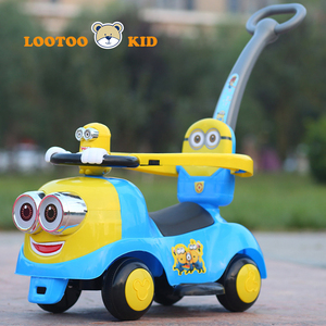 Trade assurance china factory hot sale baby plastic slide toy cars for little boys