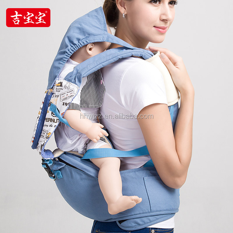China Best Selling Wrap Infant Baby Carrier For Newborn