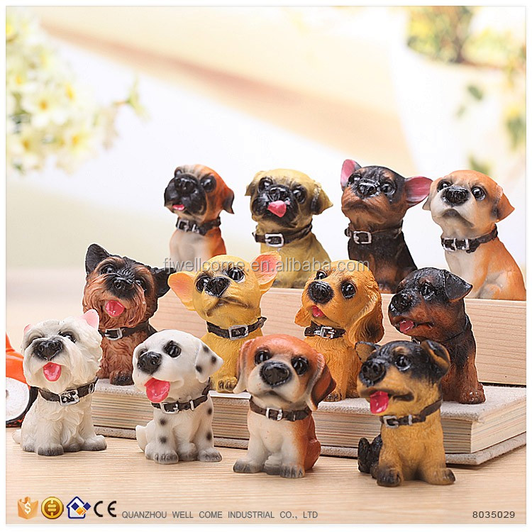 Miniature Animals 12 Mods Dogs and Puppies Dolls for Sale