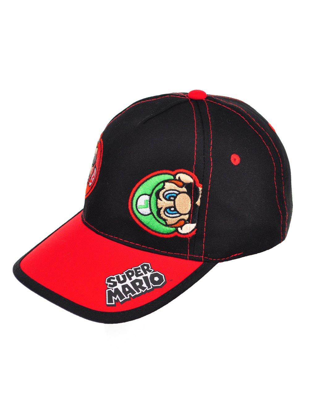 6632bdd7310f8 Get Quotations · Super Mario Boys  Baseball Cap