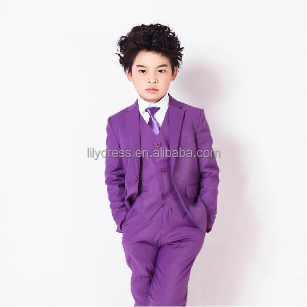 moda nios de esmoquin coat pants tie vest unidades bf