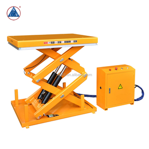 Electric Powered 3 Meter Hydraulic Pallet Lift Table