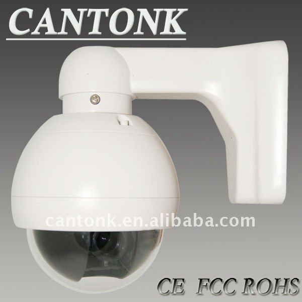 HD Sony Color CCD 10X CCTV PTZ Cameras