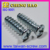 Steel Hardware Zinc Plated Furniture Fasteners And Screws