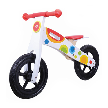 15% Fixed Discount Exclusive high quality baby kids balance wooden bike