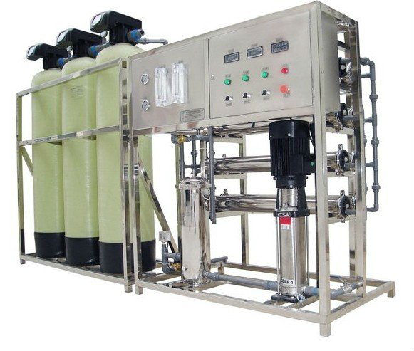 Factory direct sale ro-2000 ocean /river/borehole water purifier plant