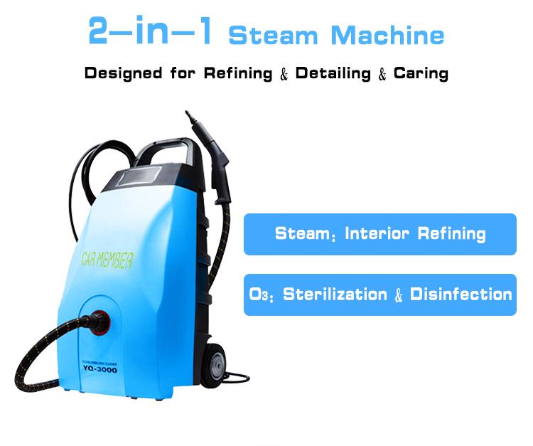 Factory Supply New Design Steam Car Wash Machine Steam Cleaner For ...
