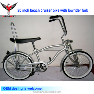 "20"" single speed lowrider beach cruiser bike, wholesale cruiser bikes in cheap price"