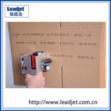 Protable hand jet printer stamp number for carton coding printer device