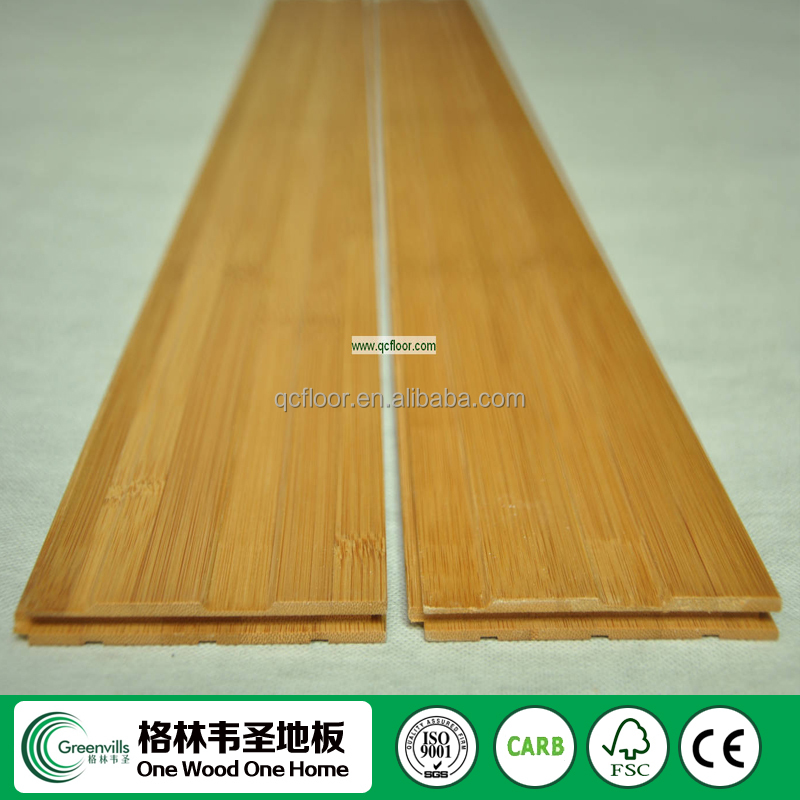 Eco Friendly Interlocked Bamboo Ceiling