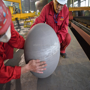 Glm Factory Direct Supply Steel Torispherical Head With Volume Calculation  For Pressure Vessel/pipe Fitting /boiler - Buy Torispherical Head