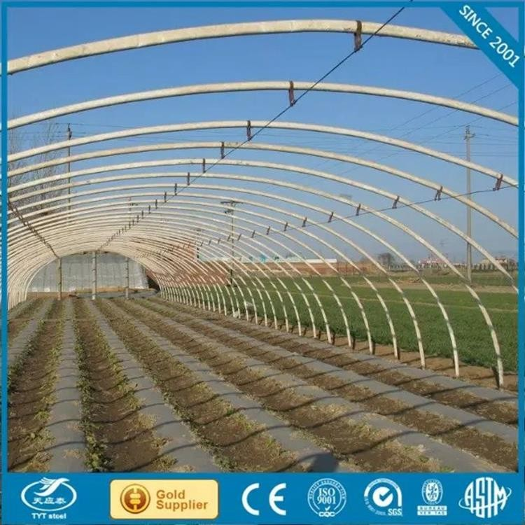 Water Pipe Structures : Galvan pipe for greenhous pre galvanized steel