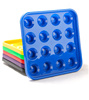 16pcs Colors Billiard ball pallet, Snooker pool ball holder/ Professional Snooker Billiard manufacture