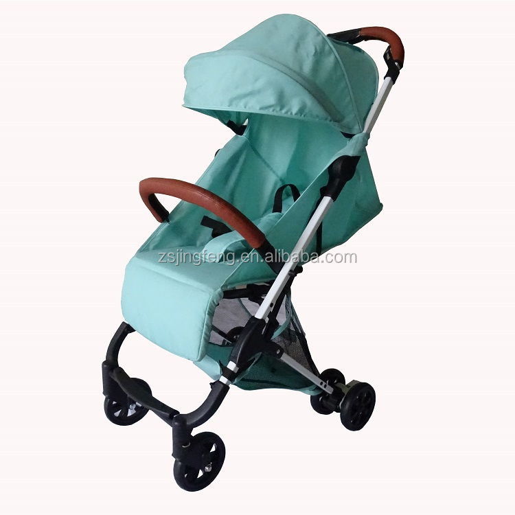 Large Canopy European Folding Reversible Baby Stroller Made In China