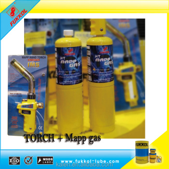 CARTUCCIA BOMBOLA GAS MAP PRO WORTHINGTON PER TURBO SET, View mapp gas,  Fukkol, Fukkol Product Details from Kalen Lubricant Technology (Huizhou)  Co ,