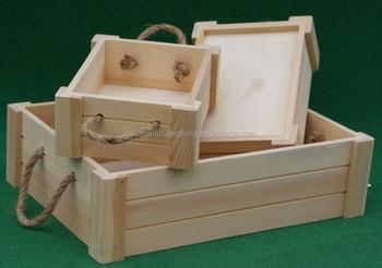 2015 New Hot Sales Home Small Decoration Balsa Wood Storage Box ...