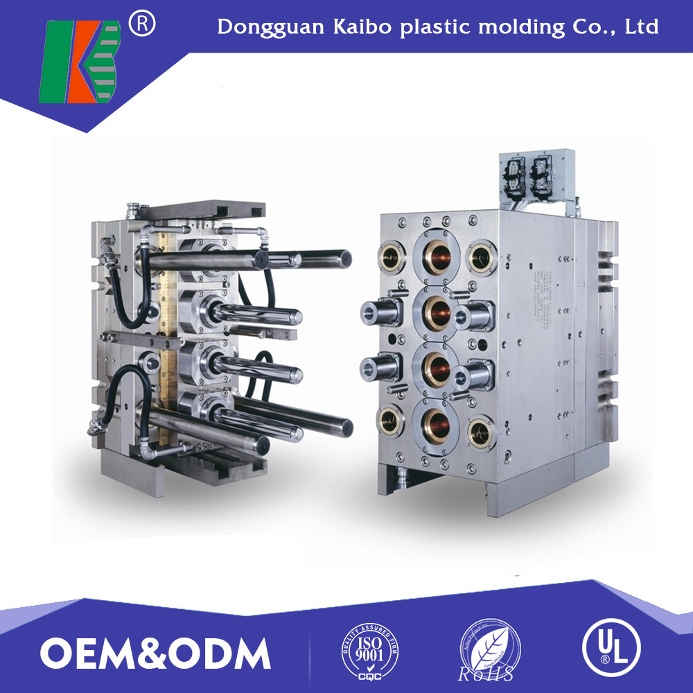 Alibaba Supplier PC Electronic Spare Parts Plastic Injection Mould for New Products