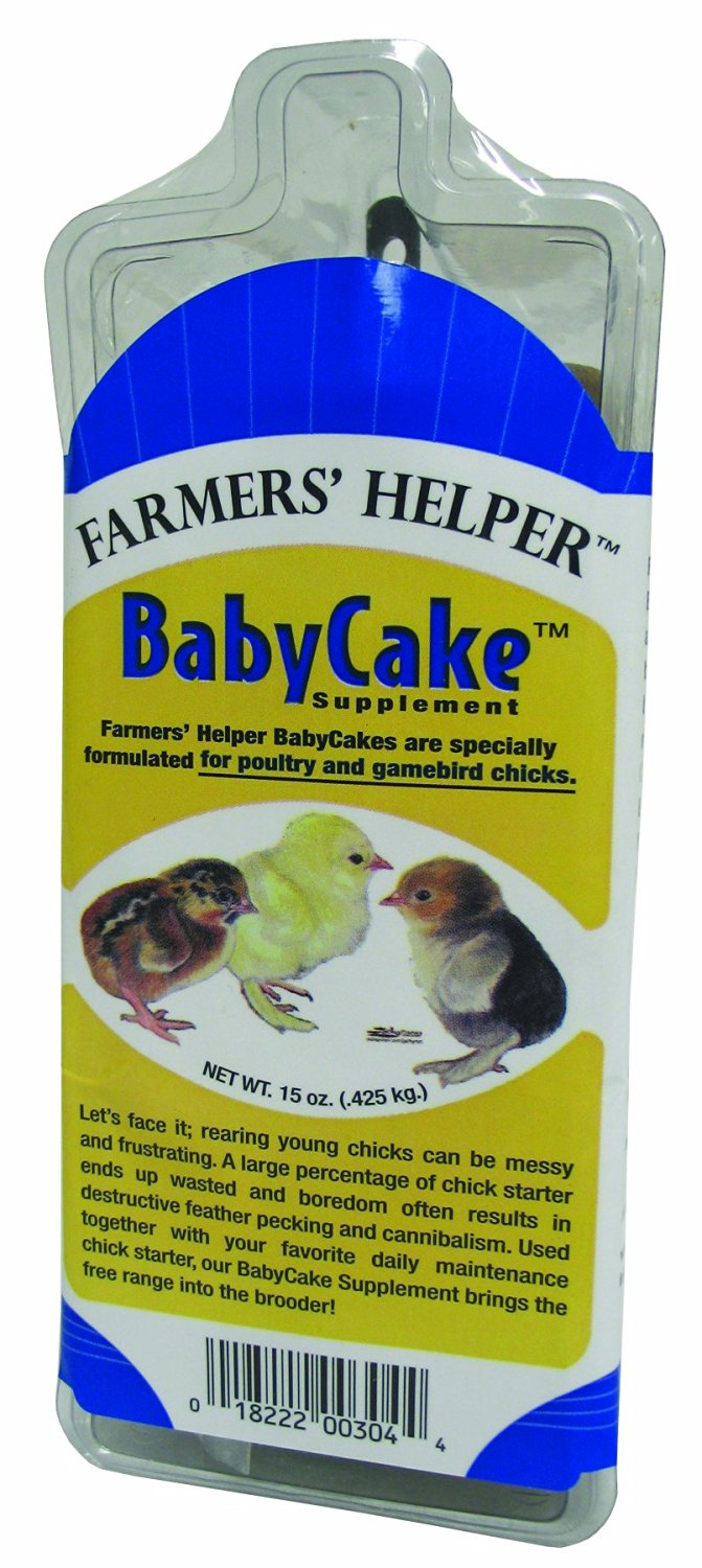 C and S Products Co. Baby Cake 15 Ounces