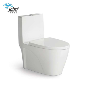 A-P1826 Factory production p/s trap washdown bowl ceramic one piece western toilet price with high quality