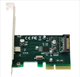 Desktop PCIE 3.1 Type-C port PCI-e Controller Card PCI Express 4x to USB3.1 Type C Converter Adapter