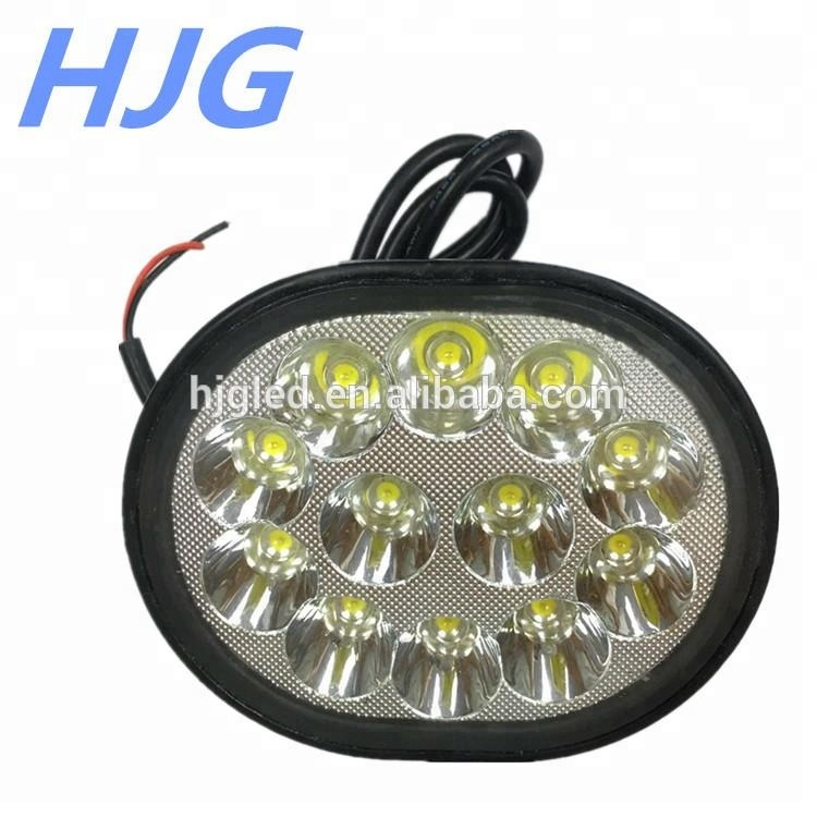 Aluminum 36W LED spotlight 12V-48V LED work light motorcycle accessories Waterproof