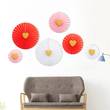 Eenhoorn Flamingo party thema opknoping paper fan feestartikelen party set kamer decoratie