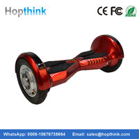 10 inch self balancing scooter 2 wheels big tires two wheels self balacing scooter