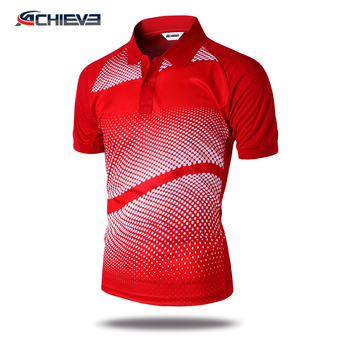 Custom polyester golf polo shirt /funny golf polo shirts