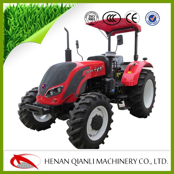 Famous manufacturer brand QLN1254 125hp 4wd Wheeled Tractor