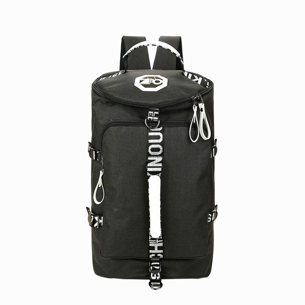 5d64cd16e Get Quotations · Wenyujh 3-Way Travel Duffel Backpack Luggage Gym Sports Bag  for Men and Women