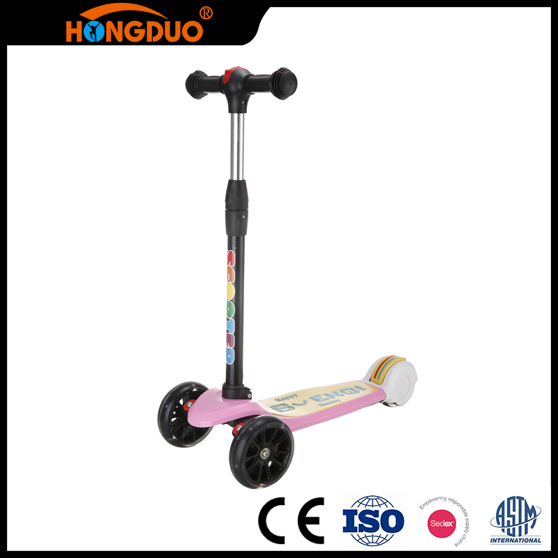 Reliable quality ,cheap children mini folding roller board scooter toy