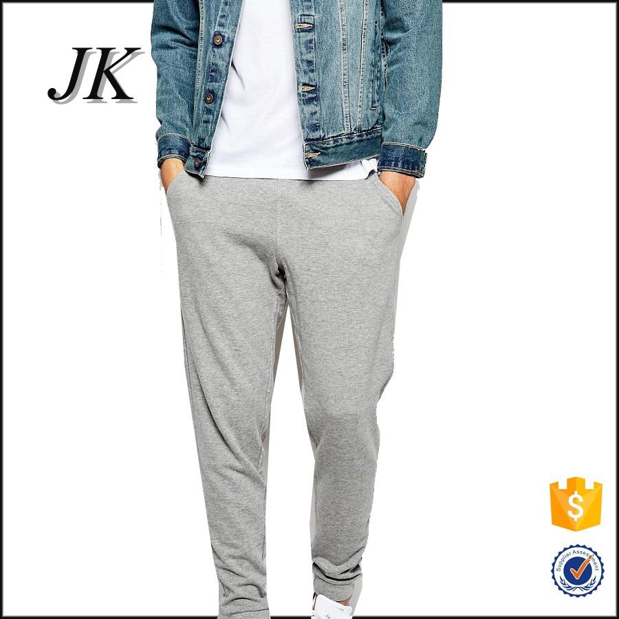 custom wholesale blank jogger pants for plain sweat suits