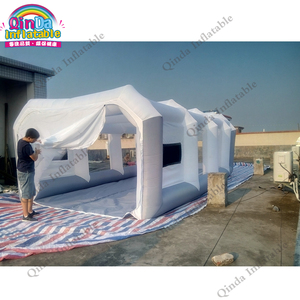 Durable inflatable portable spray booth car painting ,commercial used car paint booth for sale