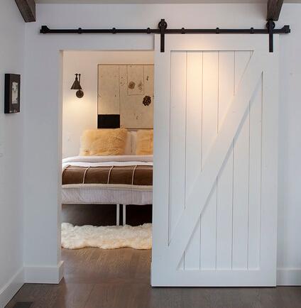 Deuren Voor Slaapkamer.Witte Schuur Deuren Voor Schuifdeur Slaapkamer Huis Architech Bouw