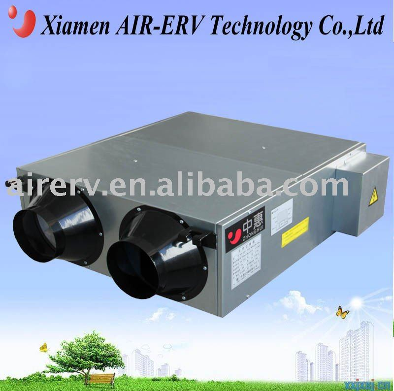 home Air to air condition ventilation