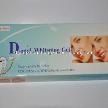 16 Clareamento Dental Gel De Peroxido Pigment Lightening Gel