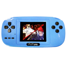 2017 new item 3.0 '' handheld PVP game console with 168 8bit games