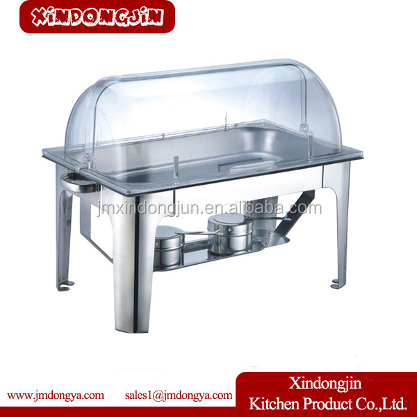 823P Buffet Chaffing Dish Food Warmer Display