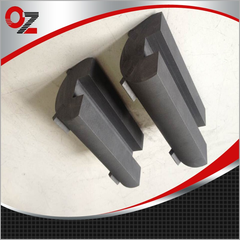 OEM customized processing graphite mould for ingot molds