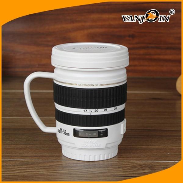 Fun Camera Lens Espresso Coffee Canon Replica Mug For Gift