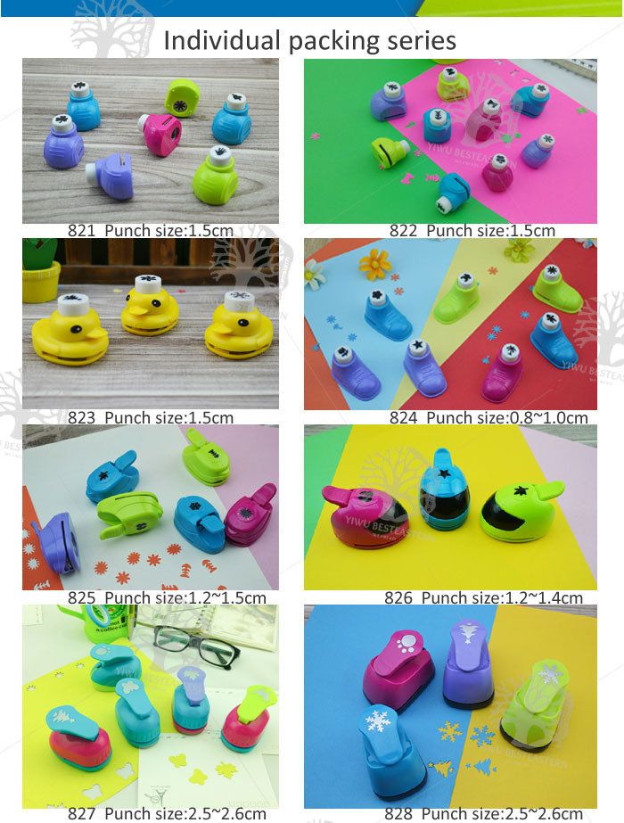 2015 new arrival scrapbook DIY Duck shape paper puncher