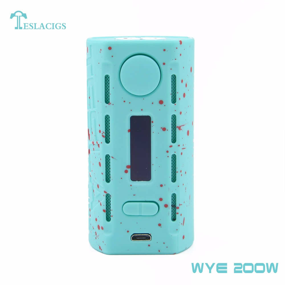 Summer vacation style and ultralight vape WYE 200W with high quality from teslacigs factory