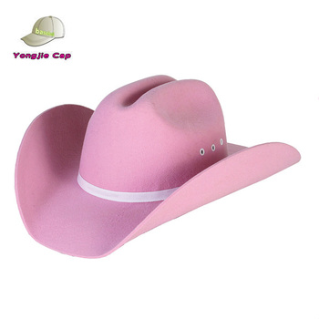 acb8dd7a9be Wholesale Wool Felt Color Cheap Kids Cowboy Hats - Buy Cowboy ...