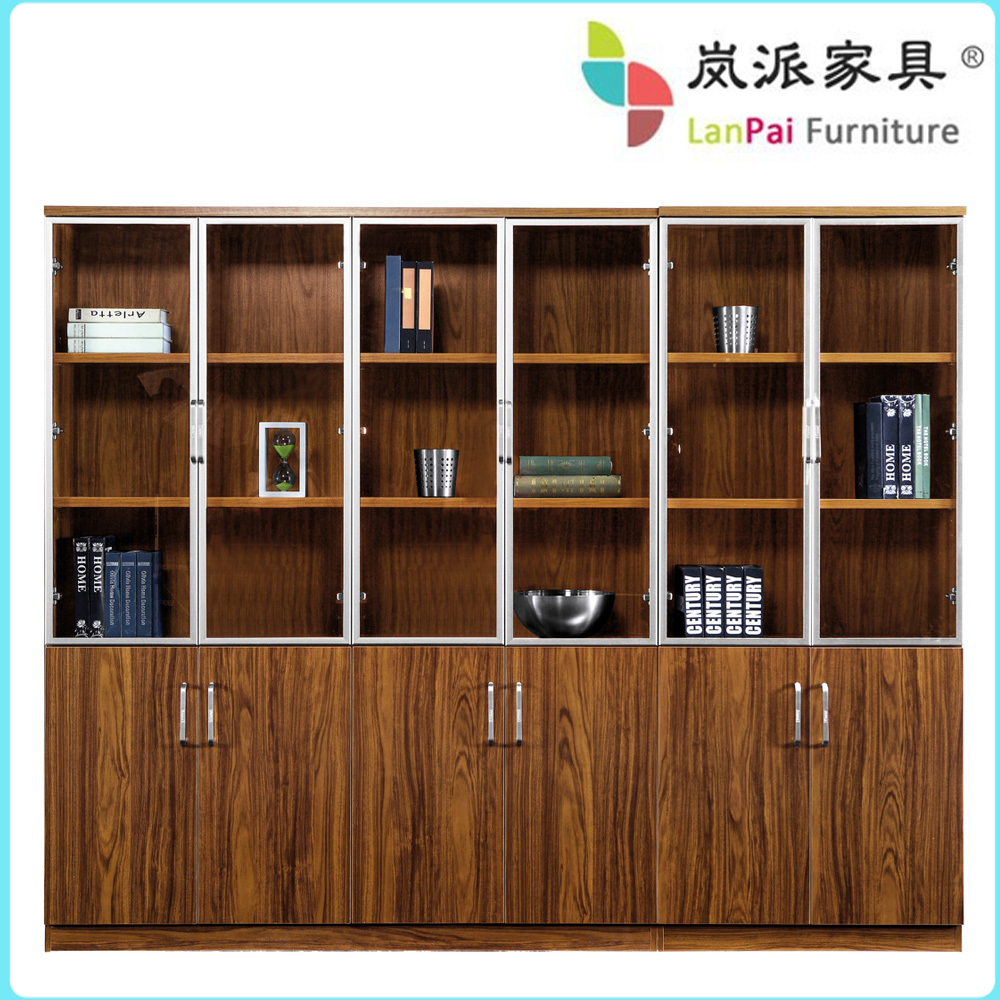 solid wood office cabinet modular office filing cabinet bookcase