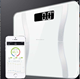 Fee APP Smart Bluetooth Weighing Body Fat digital bathroom scale
