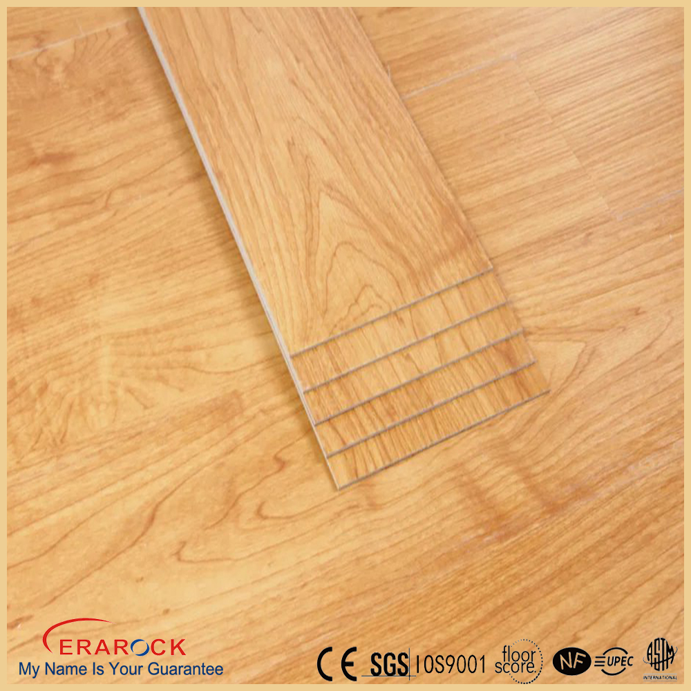 dry back vinyl floor planks anti-slip floor paint for basketball court