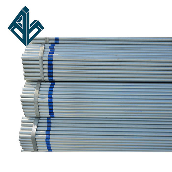 Schedule 40 pre-galvanized galvanized conduit steel pipe